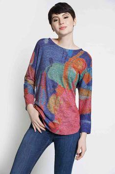 Untitled One Soft Touch Dolman Sleeve Top by Claire Desjardins. #clairedesjardins #clairedesjardinsart #ClaireDesjardinsApparel #DesignerJacket #JeanJacket #cami #WomensApparel #WearableArt #designerclothing #apparel #designerapparel #artandfashion #fashionandclothing #artonclothing #abstractart #abstractpainting #designerclothes #womensapparel #Tunic #Dress #Jacket #MotoJacket #WomensTop #Scarf #Dress #Blouse #Fall2019 #Winter2019 #FallWinter2019