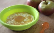 Apple Yoghurt Recipe - Baby For 9 months up.