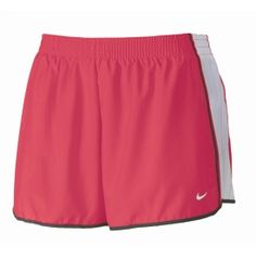 I like pink pacer shorts.