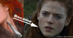 What Game of Thrones Characters Look Like Before They Were Cast