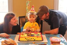 Etsy Better Together Events: Real Birthdays: Curious George Birthday with Our Custom Birthday Party Hats