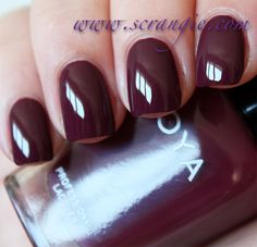Scrangie: Zoya Designer Collection Fall 2012 Swatches and Review - Zoya Nail Polish in Toni