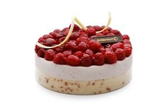 Product: Framboise taart van de Bijenkorf