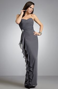 Brides: Couture Collection by Bill Pesce : Style No. 1357 : Bridesmaid Dresses Gallery