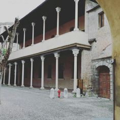 Loggia dei Carraresi. 1339-1343. Padova