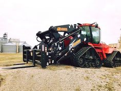 Case 535 with front loader