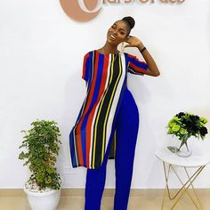 Look at this piece. Just for 7000 naira. Saturdays are for shopping! African Fashion Ankara, African Inspired Fashion, Latest African Fashion Dresses, African Print Fashion, Africa Fashion, Women's Fashion Dresses, Neon Outfits, Modest Outfits, Modest Fashion