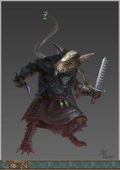 Evil Rogue (Assassin) by yanzi-5