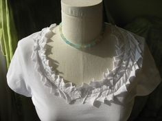 Embellished Tshirt   LORENA by Alis on Etsy, $29.00