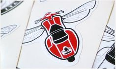 Shop for Vespa Scooter Pin Badges, Scarves, Stickers and T-Shirts Piaggio Vespa, Vespa Lambretta, Vespa Scooters, Red Vespa, Wasp, Logo Ideas, Pin Badges, Spiderman, Scarves