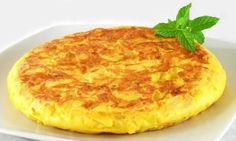 Omelette Espagnole facile au thermomix. Voici une autre recette d'omelette Espagnole ou tortilla, facile et rapide a réaliser avec le thermomix.
