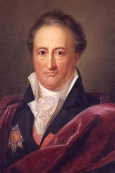 """Chamberlain (!): Goethe dagegen bekennt von sich selber, er sei """"von Natur nachdenklich"""", ihm habe die Vorsehung """"eine konversierende Gabe nicht verliehen"""", und in Gesellschaft wisse er """"nur didaktisch und dogmatisch"""" zu verfahren; ja, es sei ihm """"eine böse Manier"""" eigen, durch welche """"er sich manche Person entfremdet, andere zu Feinden gemacht habe""""."""