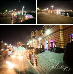 WATERFRONT WEDDINGS | Baltimore Inner Harbor – Waterfront Weddings!
