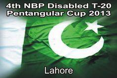 نیشنل بینک کے تعاون سے منعقد ہونے والا چوتھا ڈس ایبلڈ T-20 کپ 08th October بروز منگل سے لاہور میں شروع ہورہا ہے تفصیلات پڑھیے لنک میں