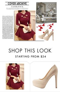 """""""Untitled #175"""" by april-lover ❤ liked on Polyvore featuring Charlotte Russe"""