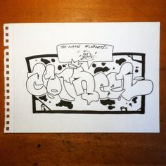 The name Corneel #art #artsy #artistic #graff #graffart #graffname #grafflettering #graffiti #graffitiart #graffitilettering #graffitiname #name #lettering #letters #CORNEEL #urbanart #streetart #wallart #draw #drawing #sketch #sketching #sketchbook #blackbook #selfmade #handmade