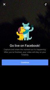 Livestriimaus Facebookissa – näin käytät Facebook Live -videota Facebook, Live