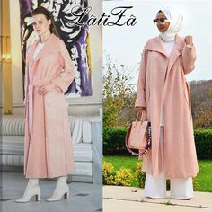 Hijab Fashion, Raincoat, Jackets, Style, Rain Jacket, Down Jackets, Swag, Outfits