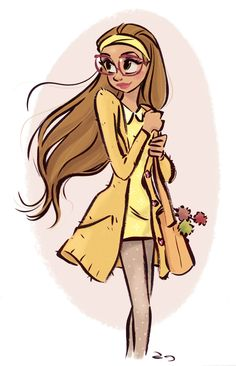 Honey Lemon from Disney's BIG HERO 6 by princekido.deviantart.com on @deviantART