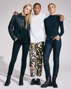 27 Best Jeans images | G star raw, Pharrell williams, Fashion