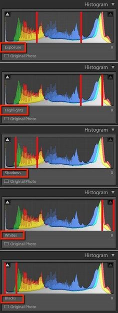 The Lightroom histogram is a handy tool. Here are some tips to help you understand it better and use it when you are processing your images in LR.
