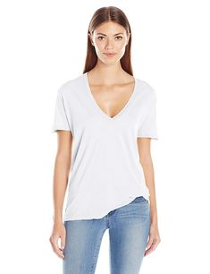 By JJ Modal Mesh Contrast Layered Tunic Top
