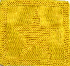 Knitting Cloth Pattern LITTLE STAR PDF by ezcareknits on Etsy