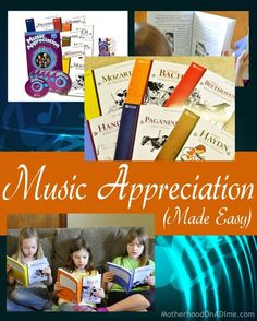 Music Appreciation in the Elementary Grades (Made Easy)