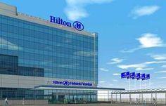 Hilton Helsinki-Vantaa Airport Hotel - Finland Airport Hotel, Top Hotels, Capital City, Helsinki, Finland, Skyscraper, Multi Story Building, Hotel Deals, Vacation