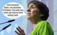 Bei Margot Käßmann, der ehemaligen Bischöfin und Ratsvorsitzenden der Evangelischen Kirche in Deutschland (EKD) scheint