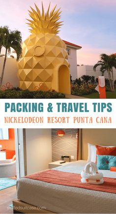 Find out everything you need to know about the new all-inclusive Nickelodeon Resort Punta Cana in the Dominican Republic - a great hotel review for family vacation planning