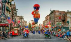 Macy's Holiday Parade at Universal Studios Florida - running December 7 through January 4. Visit our site to learn more!