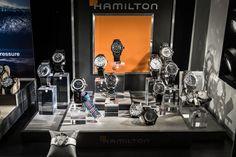 Bortolin Gioielli Udine - le nostre vetrine #hamilton #gioielli #orologi. Visita il nostro sito www.bortolingioielli.it