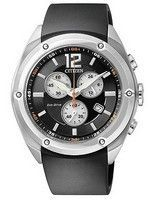 Citizen Eco Drive Chronograph Sports Watch for Men ( AT0980-12F) Mens Watch Was: $257.53 | Now: $182.49 Your Savings: $75.04