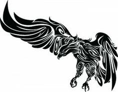 #tribal #eagle tattoo