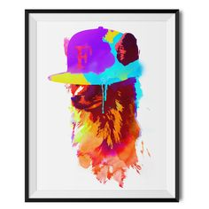 Foxey's Favourite by Robert Farkas  #prints #gifts #fox