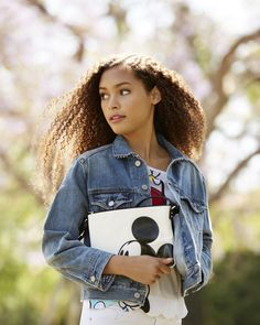 Check out the new Minnie Mouse D/Style collection at the Disney Store | Minnie Style purse | [ https://style.disney.com/shopping/2016/05/16/mouse-collection-added-to-dstyle/ ]