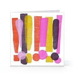 Lots of Exclams! - Congratulations Greeting Card | Hallmark