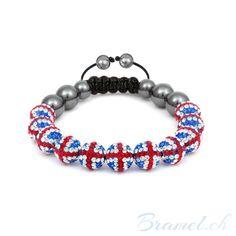 Shamballa mit Nationalflagge England - http://bramel.ch/accessoires-shop/armband/shamballa-mit-nationalflagge-england/ http://bramel.ch/wp-content/uploads/2014/05/Schambala-mit-National-flagge-england-600x600.jpg