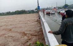 Flood alert in Jammu as Tawi Chenab flow at danger mark