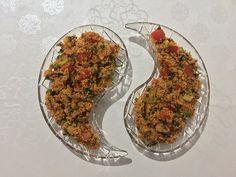 Kısır Tarifi - The Lab in Kitchen