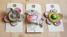 Brooches | Flickr - Photo Sharing!