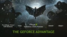 NVIDIA GeForce GPUs Get Exclusive Graphical Features In Witcher 3 and Batman: Arkham Origins | Info-Pc
