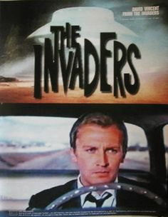 The Invaders / Los Invasores Tv Vintage, Movies And Series, Movies And Tv Shows, Tv Series, Sci Fi Movies, Old Movies, Film Science Fiction, Mejores Series Tv, Cinema Tv