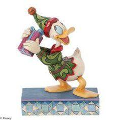 Santa's Curious Helper (Donald Duck Elf)