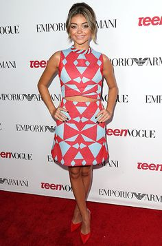 From Printed Separates to Next-Level LBDs, Check Out This Week's Best-Dressed Celebs