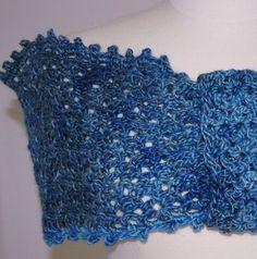 Free Crochet Pattern: Aphrodite Wrap - By Number 19