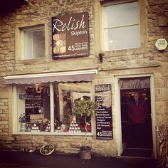 We sell Relish in Skipton as well! #relish #skipton #gifts