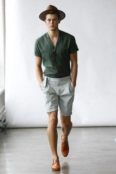 35 Most Popular Mens Summer Fashion 2018 Stylish Men, Men Casual, Best Casual Shirts, Summer Outfits Men, Spring Outfits, Mens Fashion, Fashion Outfits, Fashion Ideas, Men Summer Fashion