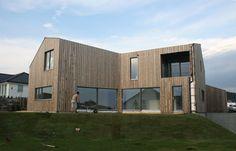 House Høgastøl in Haugesund. Architects: Tuvalu Arkitekter.